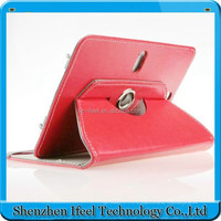 """New Rotatable Folding Leather Universal Folio Case For 7"""" IOS Android Tablet PC"""