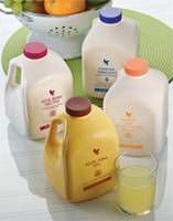 Forever Living Aloe Vera Gel and Juice Drinks