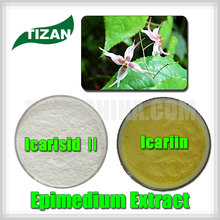 Best Selling Sex Products Epimedium Extract Icariin 10% -98%, Icaritin 98%, Icarisid 2 90%