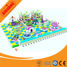 Outstanding And Innovative Indoor Playground, Soft Ground For Children