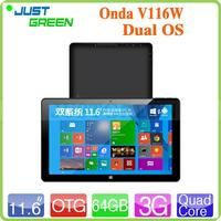 Wholesale In China V116W win 8 os tablet with low price
