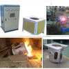 inductotherm furnace 500kg used in melting metal scrap
