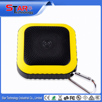 Wholesale portable carabiner bluetooth speakers guangdong