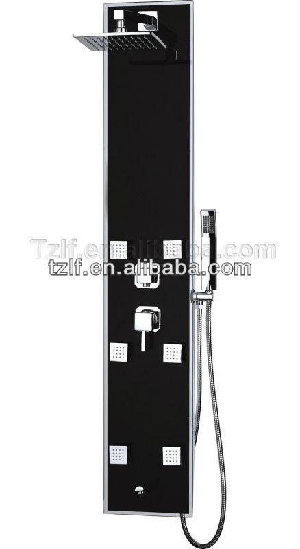 Ducha de cristal templado paneles de pared cf-6201