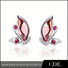 Different Shapes Earrings Wholesale Jewelry Made From Broken China