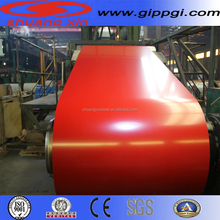 Trade assurance PPGI cold rolled prepainted steel coil prepainted steel sheets top brand