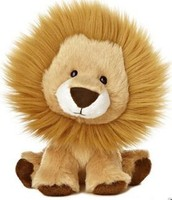 educational lion plush toy educational soft toy for kids stuffed pp cotton