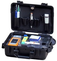 HW-775S New Type Fiber Optic Cleaning Case with inspcetion Probe
