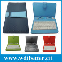 Ultimate For 7 inch Tablet PC MID USB Keyboard Case Cover
