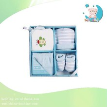 4 piece in one set fashion design baby gift sets