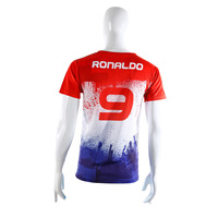 soccer jersey no brand grade aaa thailand made in china