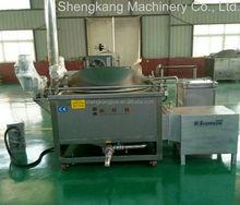SK Coal heating full automatic fried potato chips/ stick machine/potato chips making frying machines