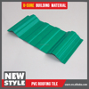 clear sound proof panel ASA coated roof pvc laminated sheet