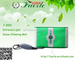 2015 hot sale Far infrared products,sauna slimming belt with 4 infrared light