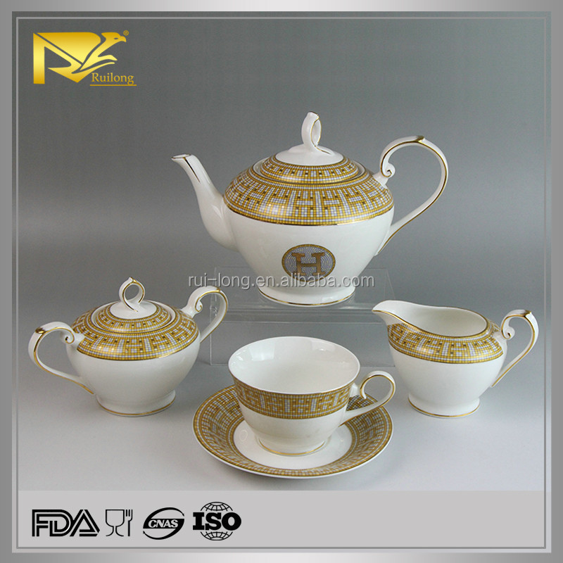 Gold Plated Coffee Set Gold Plated Coffee Set Tea