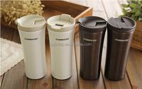 304 Stainless Steel Starbucks Mug Healthy 500ml Coffee Mug Car Vacuum Cup