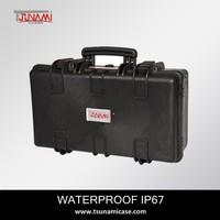 Model (512717) Plastic Toolbox with foam for laptop,shotgun,camera,electronics,optical instrument