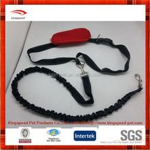 2015 bungee nylon running handsfree dog leash
