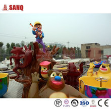 2015 Hot Selling Amusement Park Equipment, Coffee Cup Rides For Theme Park