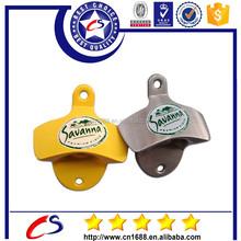 2015 Manufacturer of custom wall mounted metal bottle opener