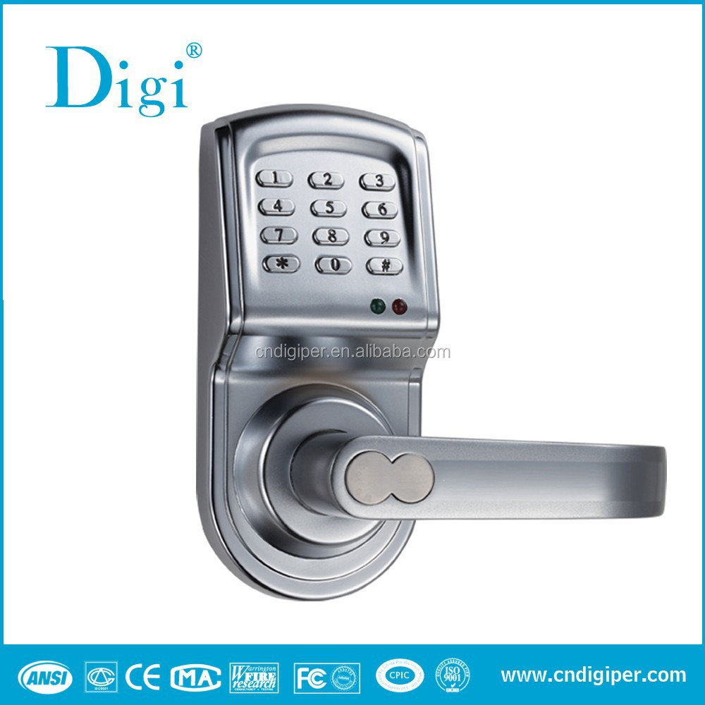 6600 88 electronic stainless steel keypad door lock buy electronic stainles. Black Bedroom Furniture Sets. Home Design Ideas