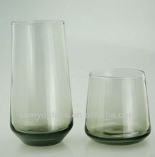 hot selling tumbler glass cup dof glass 661