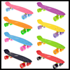 2015 New Products Colorful Plastic Skateboard/ Children Colorful Skateboard/ Fish Skateboard Penny Skateboard