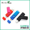 20105 new product usb flash drives 32gb otg /metal /swivel usb flash drive for android system