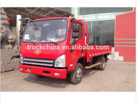 faw 5tons 4x4 diesel mini truck