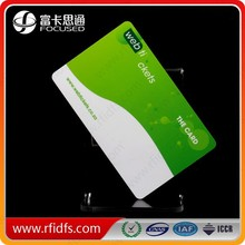 MIFARE Classic 1K bytes rfid card 13.56mhz