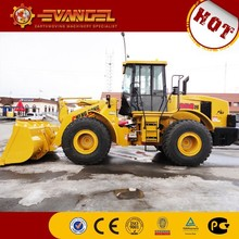 CG958H Front End Fork Auto Mini Wheel loader for sale