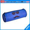 wholesale sunglasses and mastache printed tube pu barrel pencil case
