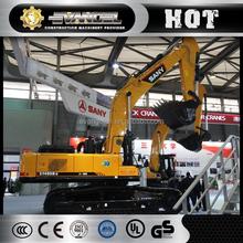 Hot SANY máquinas SY465C 45.5 ton escavadeira escavação de longo alcance para venda