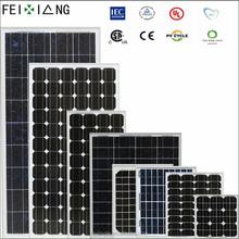 hot sale china supplier solar panel flexible, best price power 100w solar panel