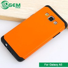 Slim hard PC TPU Shockproof hybrid armor case for galaxy A3 A5 A7 S4 S5 S6 protective Cover