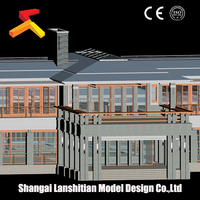 chinese model, Apartments Building Designing