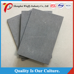 High quality fireproof 100% non asbestos walling 18mm fiber cement board for floor