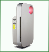 Powerful purification mini air purifier in office for good health
