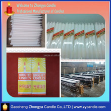 candle , bougie, vela ,paraffin wax candle , wholesale cheap, bulk exported .