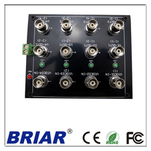High quality low price 4 channel 4*8 video amplifier splitter for video transmitting