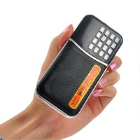 Just play products RF-188 with perfect sound qualityand can maximum support 16G and U disc play back .
