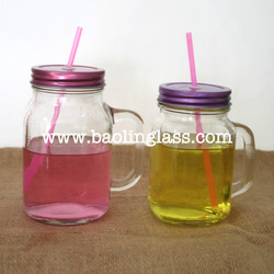 drinking water glass bottle in private label ////Double Insulated Clear / Color Borosilicate Thermo Cup