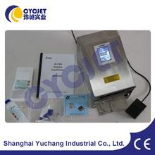 CYCJET Inkjet Printing Machine for Food Bag/Industrial Inkjet Coding Printer/Machine for Printing Expiration Date
