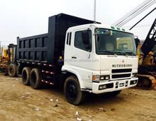 used mitsubishi dump truck for sale in china
