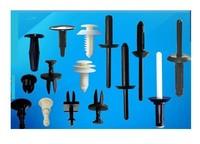 nylon rivet/plastic auto clip fasteners