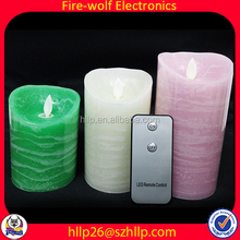 Christmas Candle Wholesale Velas/ Bougies/ Candel/ Candle