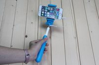 Quality best selling monopod selfie stick for nokia