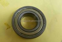 Chrome steel 6202ZZ motoycycle bearings ceiling fan bearings