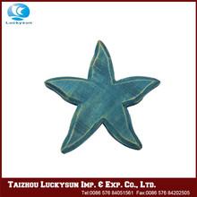 Kids Favourite sea animal toys wood starfish handicraft
