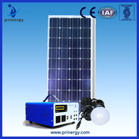 300W 600W 1000W Portable Home Solar Power System
